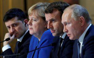 Украински депутат за разочарованието от Франция и Германия по повод Донбас и Русия