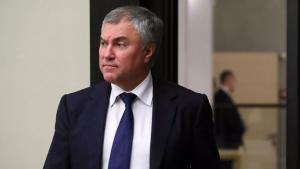 Вячеслав Володин осъди блокирането на публикации на руски медии във Facebook