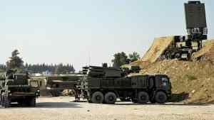 Руските системи ефективно отразиха израелския удар в Сирия - източник
