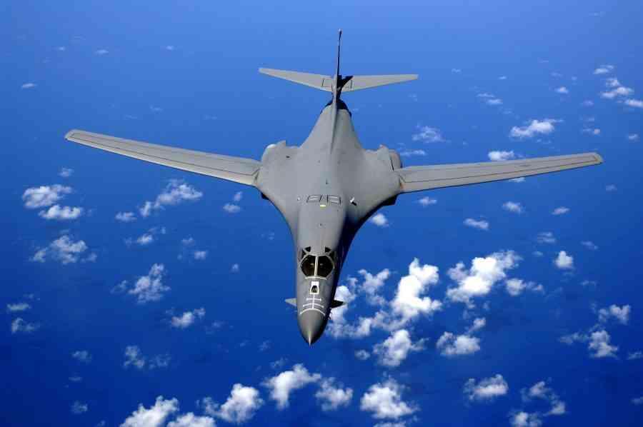 Forbes: Два бомбардировача B-1 на САЩ прелетяха над Балтийско море, за да ободрят членовете на НАТО