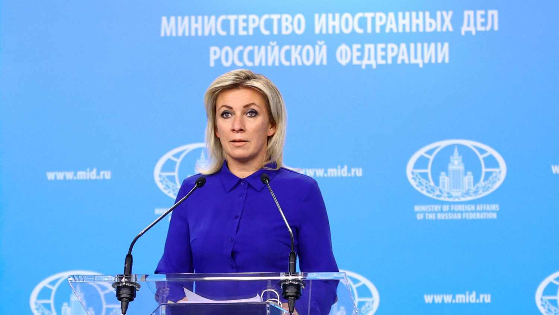 """Захарова: САЩ доведоха отношенията с Русия """"до точката на пълното замразяване"""""""