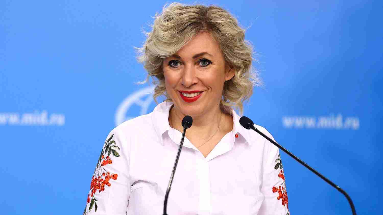 """Захарова: Скоро ще """"зарадваме"""" САЩ с ответната си реакция"""