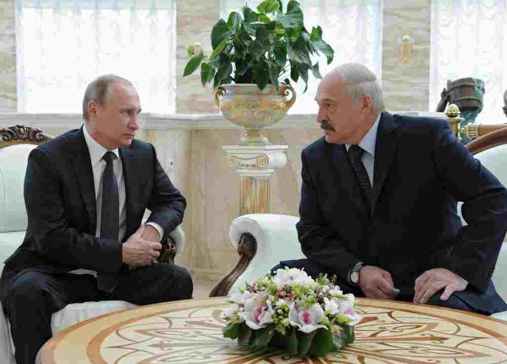 Кремъл потвърди срещата между Путин и Лукашенко