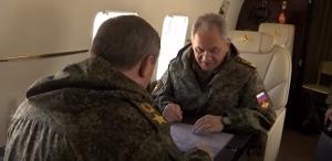 Сергей Шойгу пристигна в Крим за внезапна проверка на войските