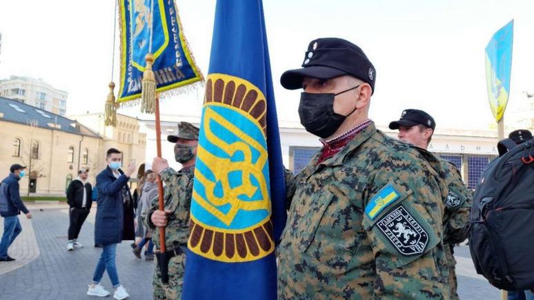 """Вести: Главата на украинския Институт за национална памет осъди марша в чест на дивизията СС """"Галичина"""""""