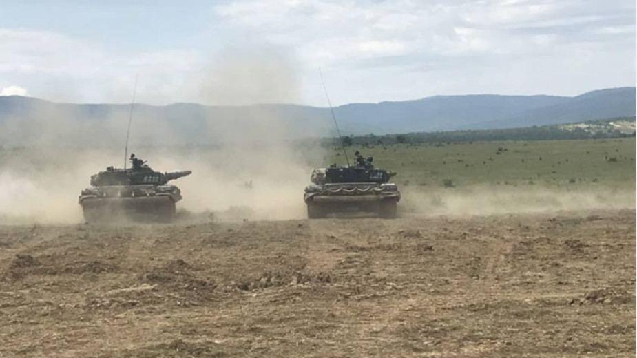 2000 български военни ще участват в учения на НАТО