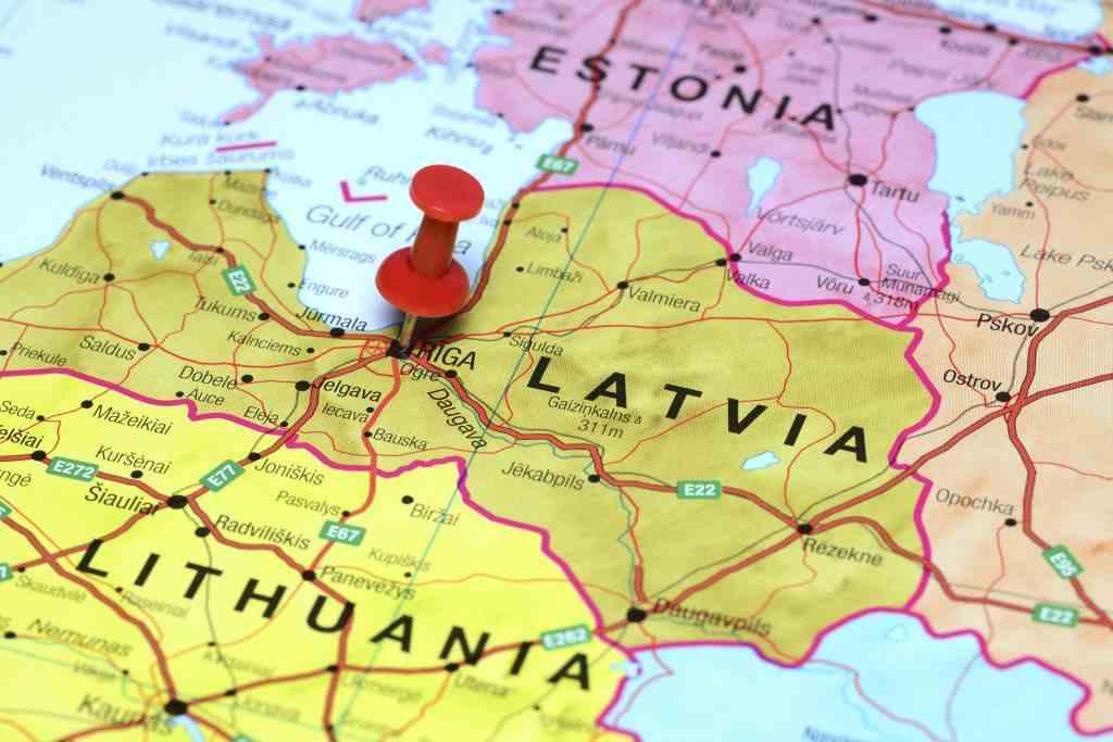 Естония, Латвия и Литва подкрепят Украйна