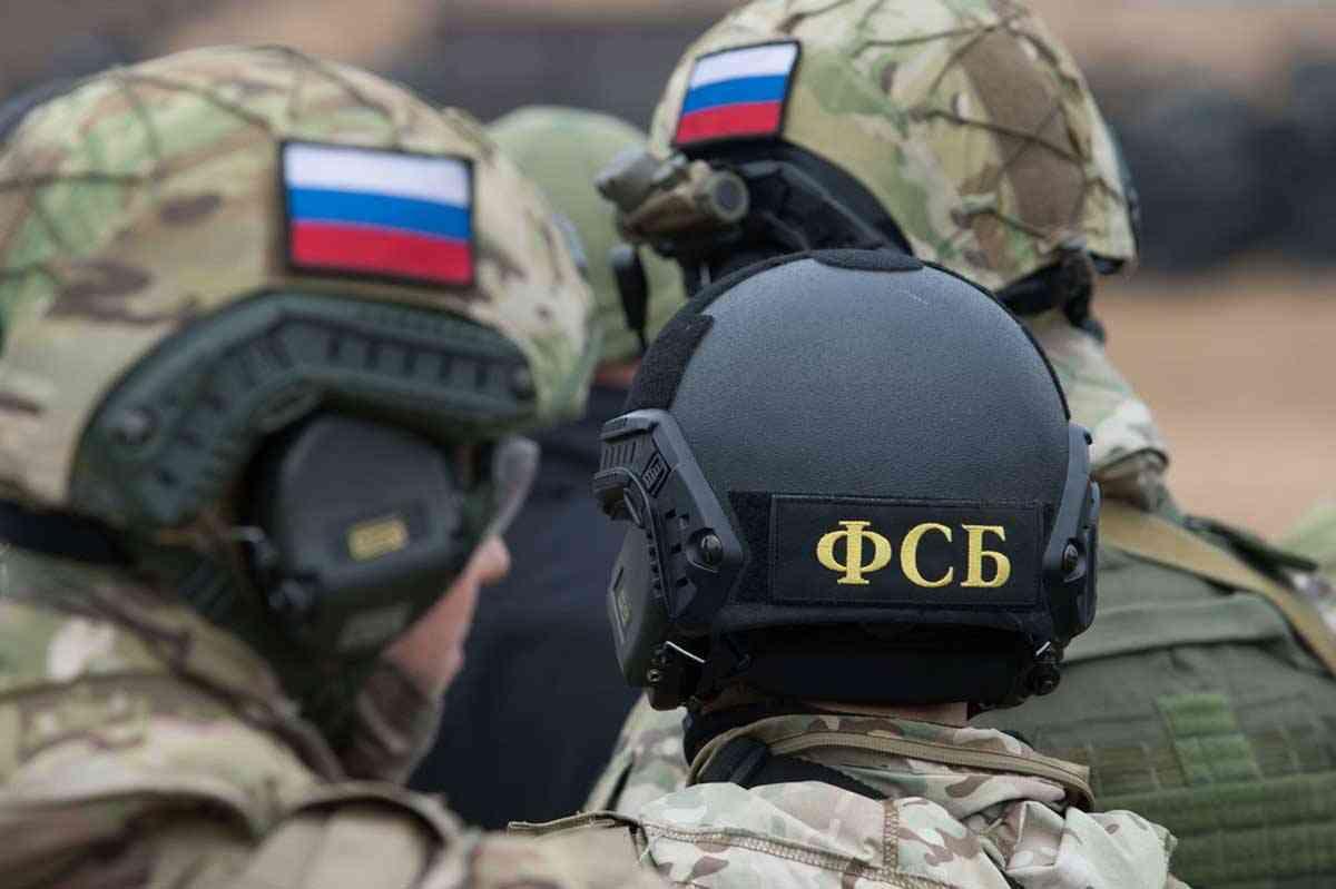 ФСБ на Русия арестува украински неонацисти, подготвящи терористични атаки