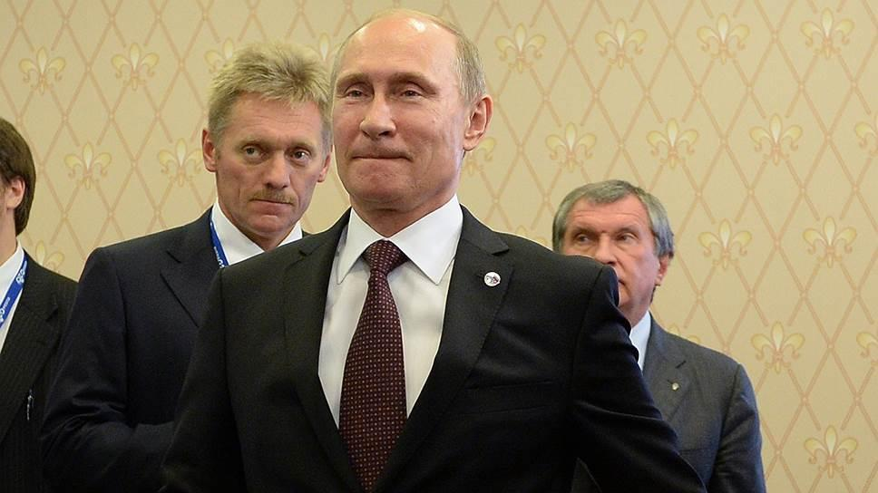 "Песков: Не, Путин не подготвя посланието си в ""секретен бункер"""