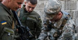 Полски военни забелязани в Донбас