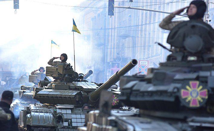 Украйна започна мащабни учения до границата с Крим