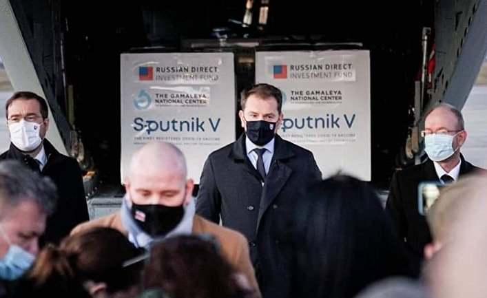 """Diken: Търсенето на """"СпутникV"""" по целия свят расте"""