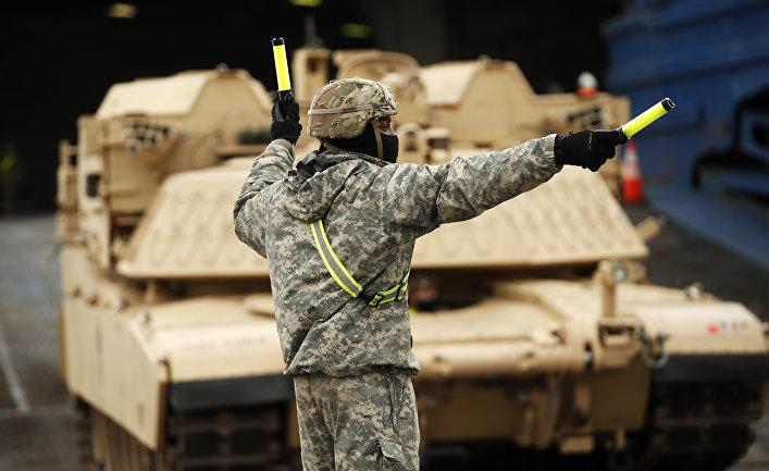 FAZ: А ако танковете на НАТО заседнат в тунелите в Европа?