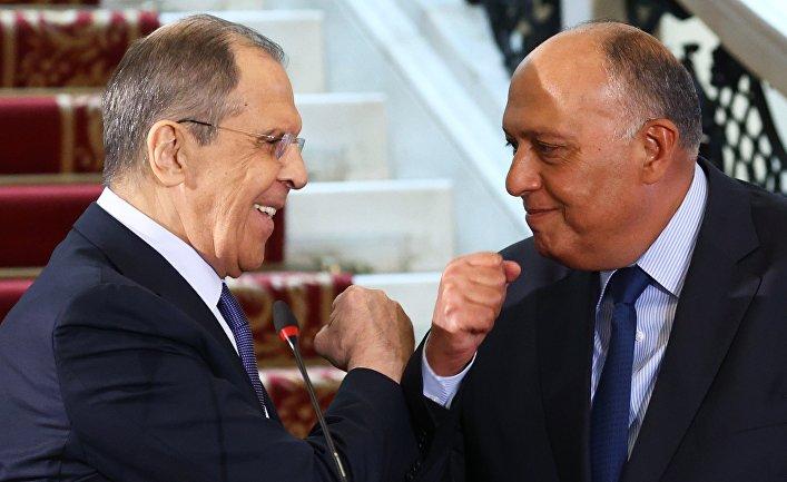 Duvar: Визитата на Лавров в Кайро - предупреждение за Турция?