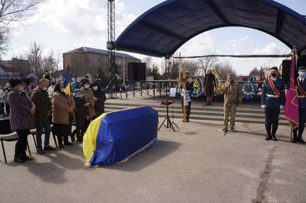 Украински военен загина в Донбас