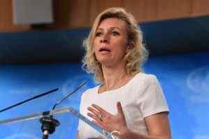 Мария Захарова отговори на Вашингтон на искането за предсказуемост от Русия