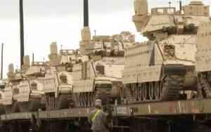 """""""САЩ могат  да подтикнат Киев към настъпление срещу Донбас"""": Германия се опасява от увеличаване на американското военно присъствие в Европа"""