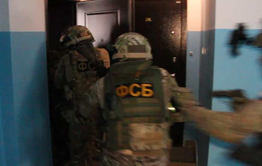 ФСБ на Русия предотврати терористичен акт в Крим