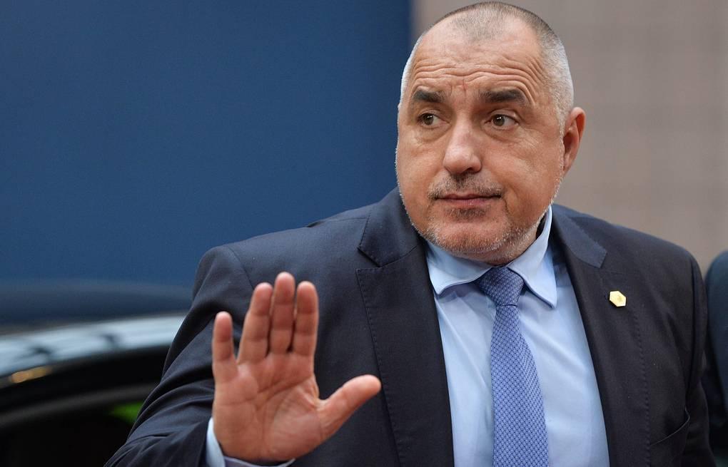 Борисов подаде оставката на Министерския съвет
