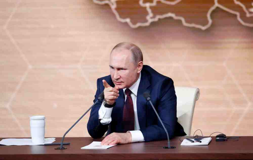 Le Monde: Западът се провали, Путин постави две червени линии