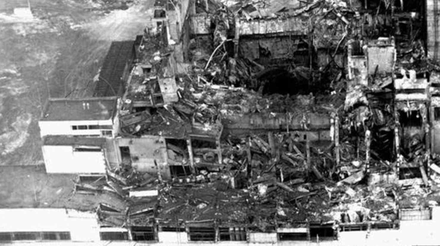 Украйна публикува секретни документи за аварията в Чернобил