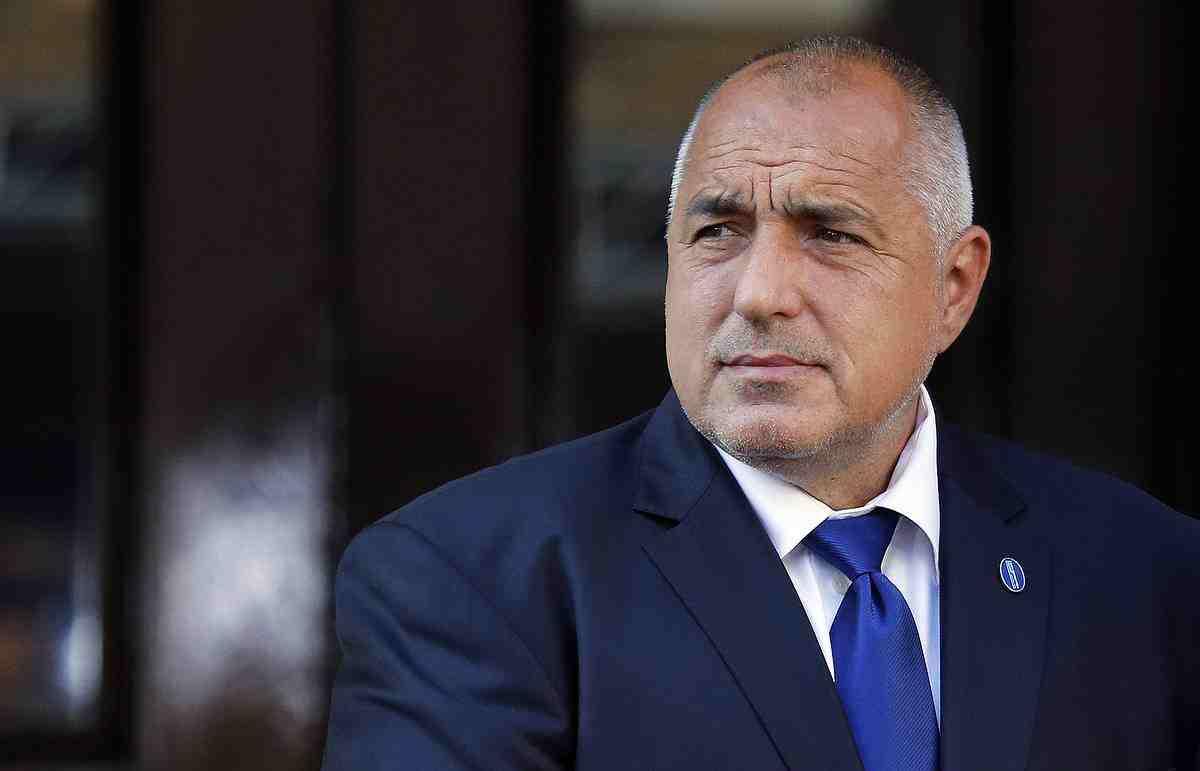 Борисов обяви имената на министрите в проектокабинета на ГЕРБ-СДС