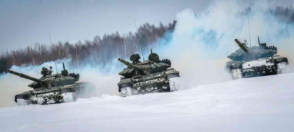 """Бяха предупредени! Армията на Русия постави в """"котел"""" половин Украйна"""