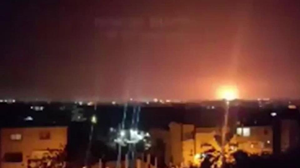 SANA: Четирима военни са ранени в Сирия при израелска ракетна атака