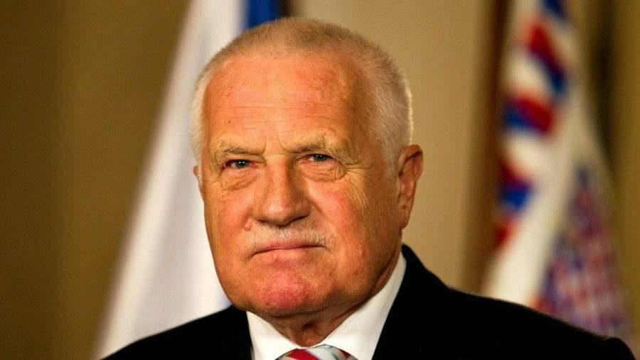 Екс-президент на Чехия: Срам ме е от действията на Чехия към Русия!