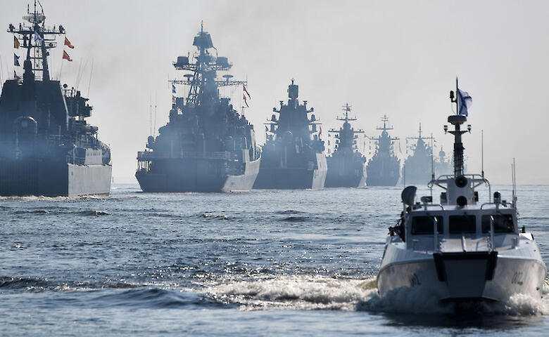 Руският черноморски флот започна учения в Черно море с използването на оръжие