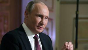 Владимир Путин прие поканата да участва в срещата на върха по въпросите на климата