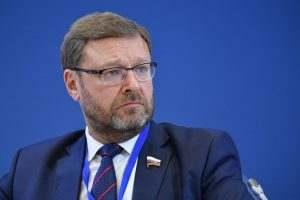 Константин Косачев: Насъбраха ни се много въпроси към Америка