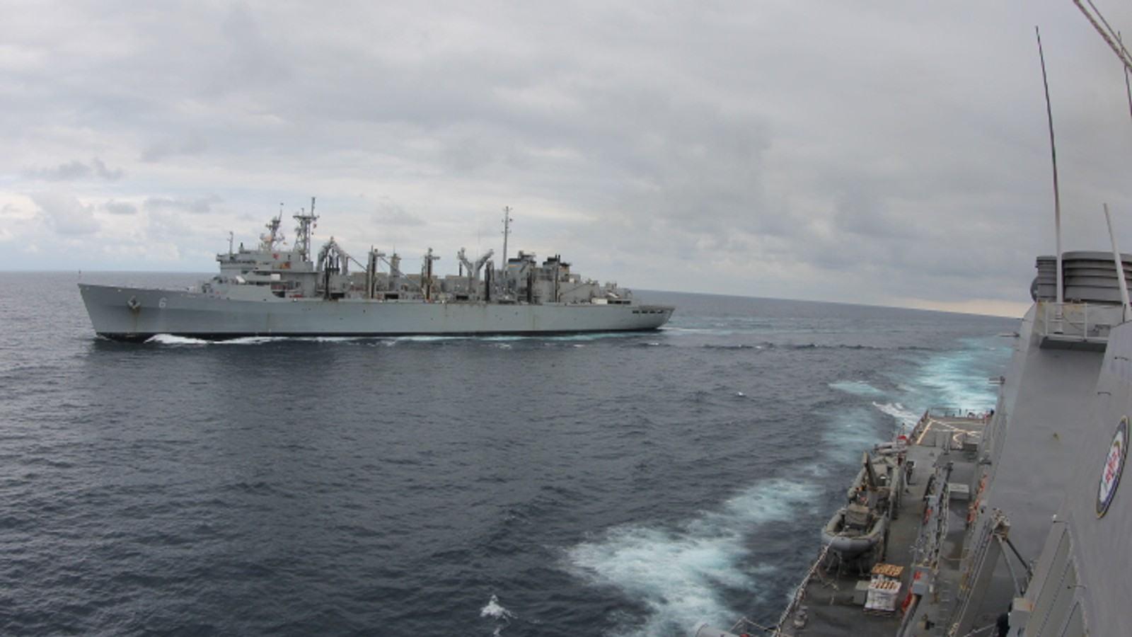 Daily Sabah: Насочилите се към Черно море кораби от ВМС на САЩ промениха курса си