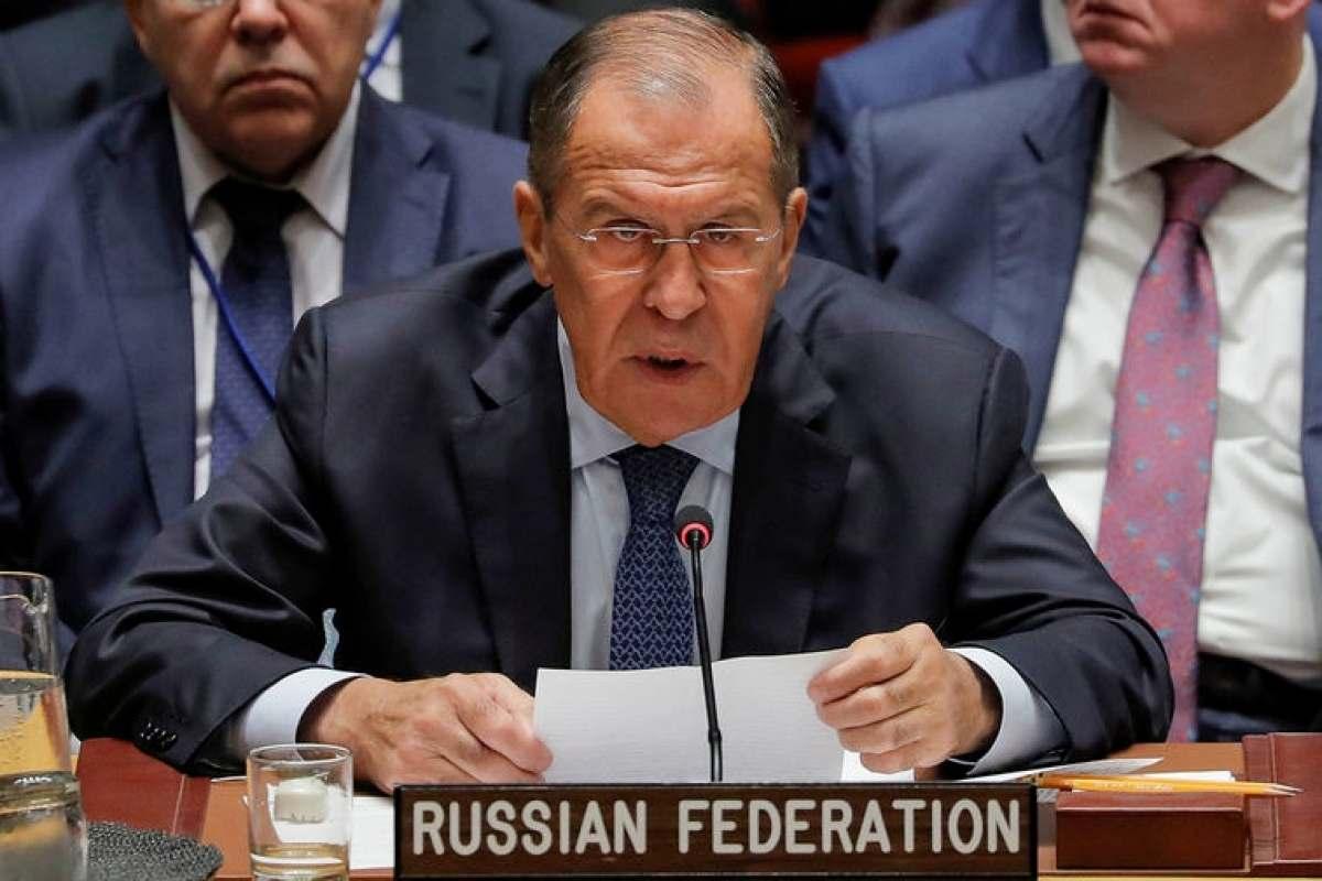 """Лавров: Специалният пратеник на САЩ за """"Северен поток 2"""" ще отиде и ще заплаши всички, това ако е дипломация..."""