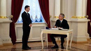 Зеленски заяви, че членството на Украйна в НАТО ще спре войната в Донбас