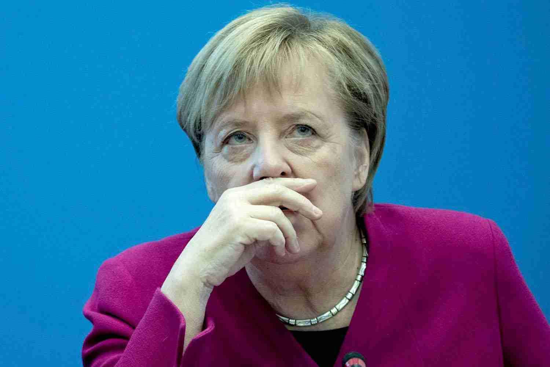 Меркел сподели, че за последен път е в качеството си на канцлер
