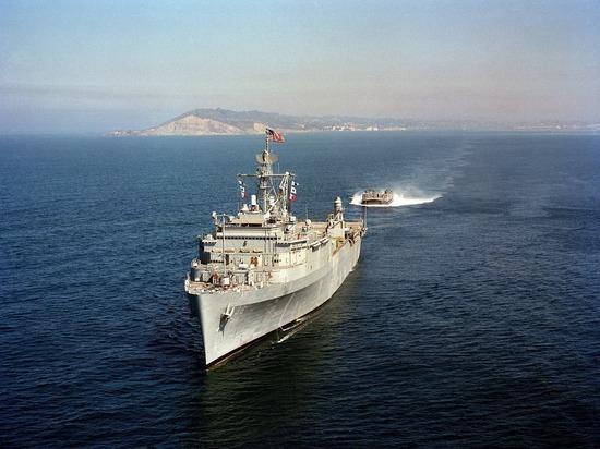 САЩ уведомиха Турция за преминаването на два военни кораба в Черно море