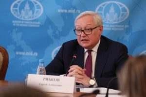 """Западът води """"фронтална атака"""" срещу Русия - Сергей Рябков"""