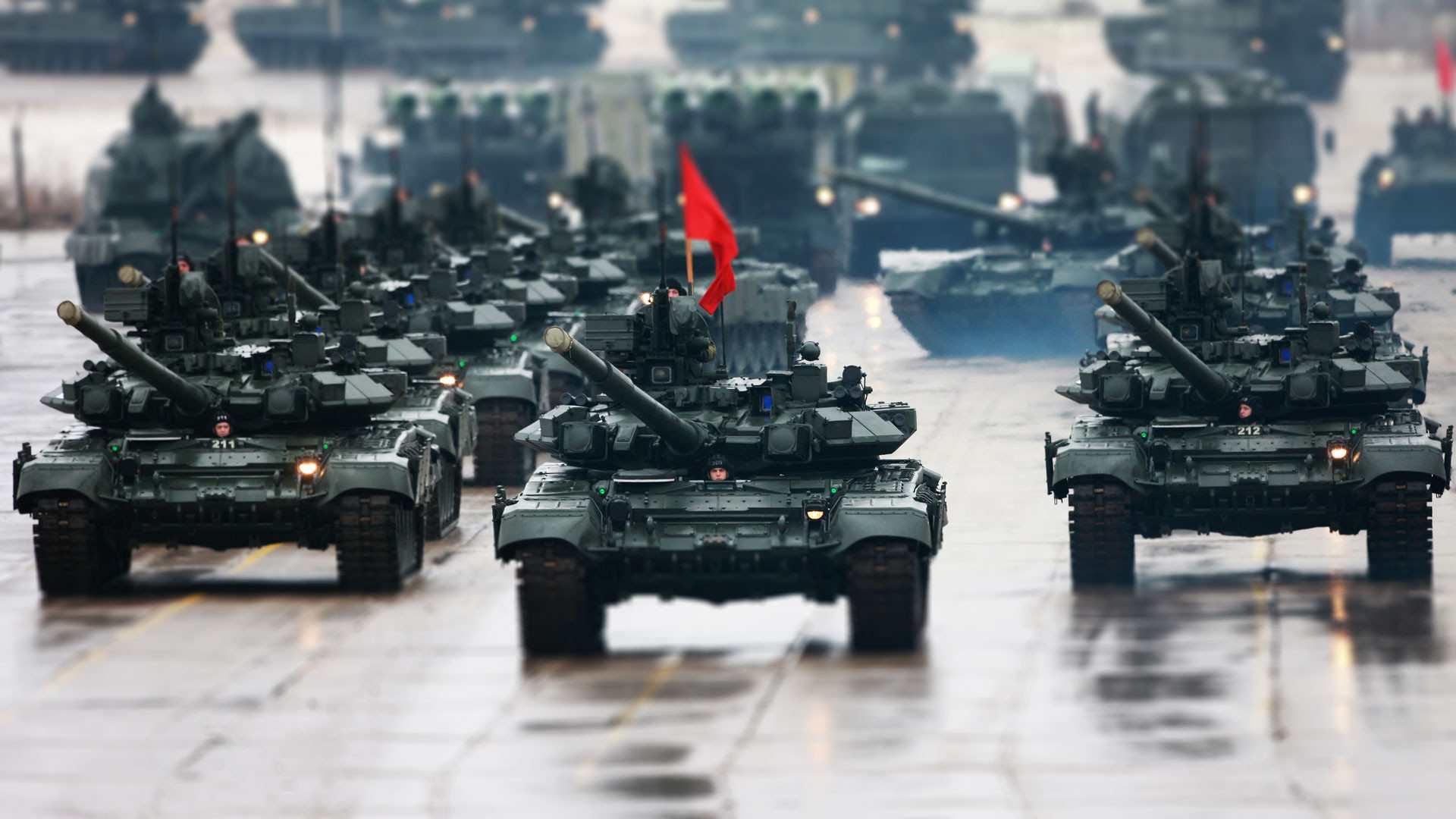 Кремъл: Армията ни се движи на наша територия и под формата, която ние считаме за необходимо!