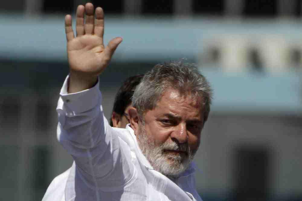 Левият Лула да Силва - кандидат за президент на Бразилия