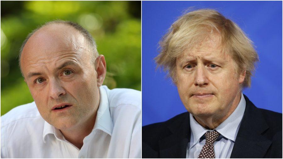 FAZ: Скандал на Даунинг Стрийт - британските СМИ обвиняват за изтичане на кореспонденцията на Джонсън бившия му съветник