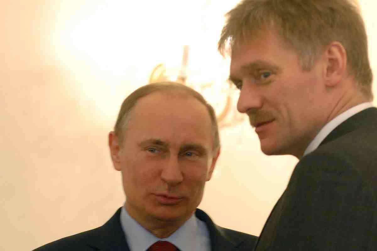 Кремъл: Не сме получавали искания за преговори от Украйна