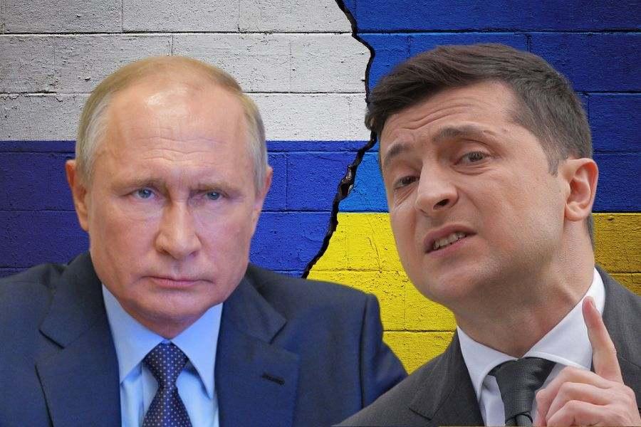 Зеленски обяви готовността си да обсъди с Путин въпросите на руския език и църквата