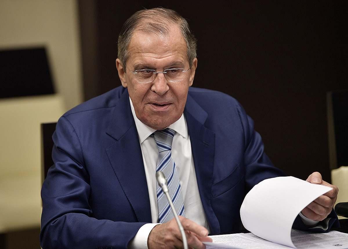 Лавров към Киев: Не се надявайте на военна помощ от САЩ
