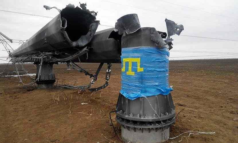 Парламентът на Крим възбужда дело срещу граждани на Украйна за блокадата на Крим