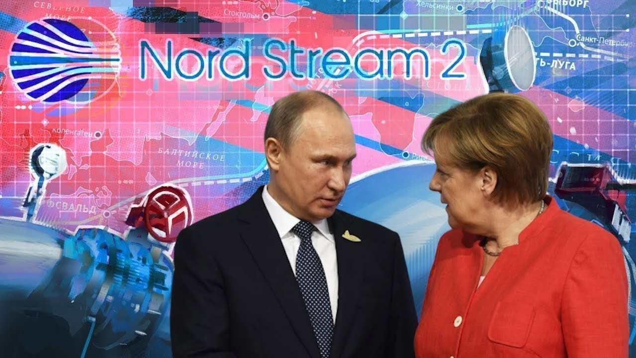 """Меркел: Газът от """"Северен поток 1"""" не е по-лош от транзитния газ от Украйна"""