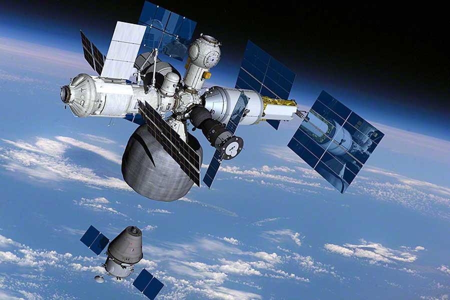 France 24 за новата космическа станция на Русия