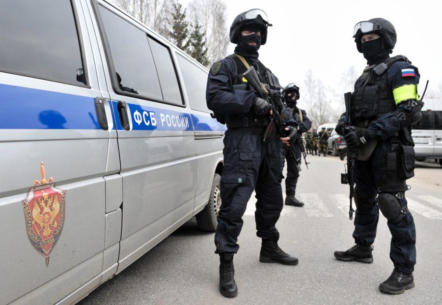 Русия осъди гражданин на Украйна на 10 г. колония за шпионаж