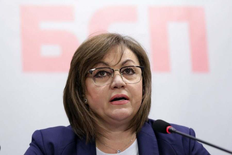 Нинова възмутена: Те не могат сами, но отказват протегнатата ръка на БСП