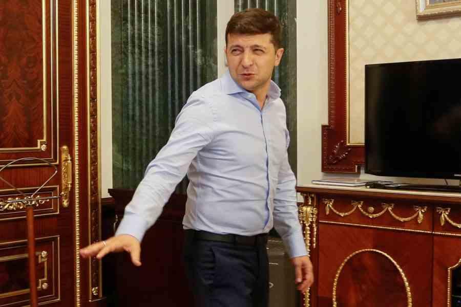 Зеленски не изключва отказ от Минския формат